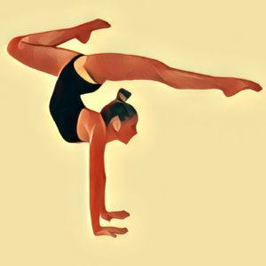 Traumdeutung Gymnastik