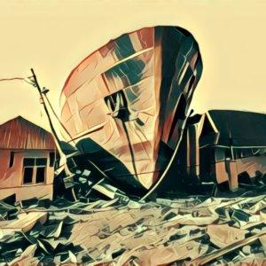 Traumdeutung Naturkatastrophe