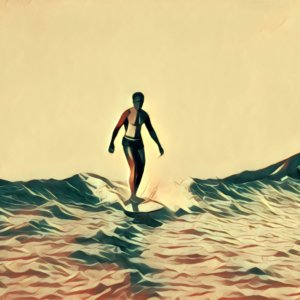 Traumdeutung surfen