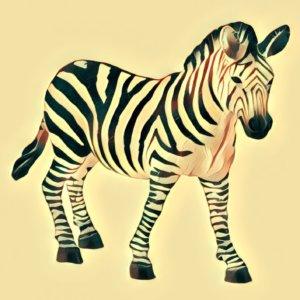 Traumdeutung Zebra