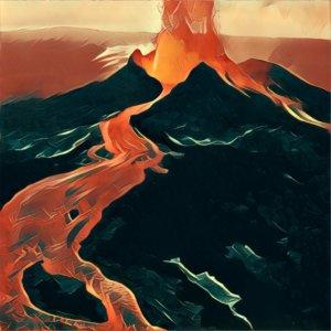 Traumdeutung Lava