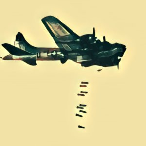 Traumdeutung Luftangriff