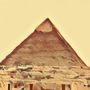 Traumdeutung Pyramide