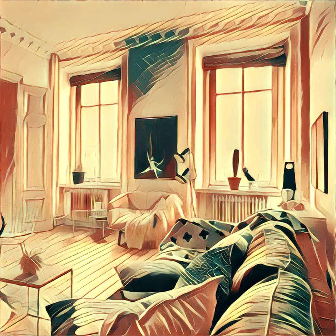 Wohnzimmer - Traum-Deutung