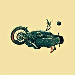 Traumdeutung Motorradunfall