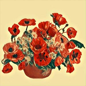 Traumdeutung Blumenstrauß
