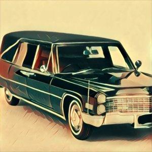 Traumdeutung Leichenwagen