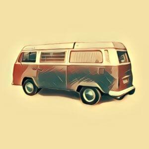Traumdeutung VW-Bus
