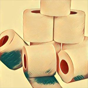 Traumdeutung WC-Papier