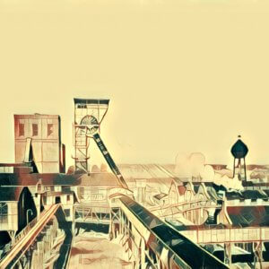 Traumdeutung Bergwerk