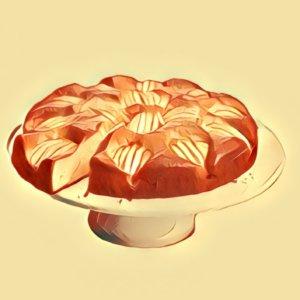 Traumdeutung Apfelkuchen