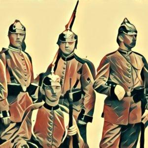 Traumdeutung Armee