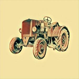 Traumdeutung Traktor
