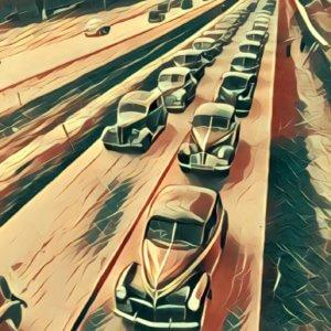 Traumdeutung Autobahn