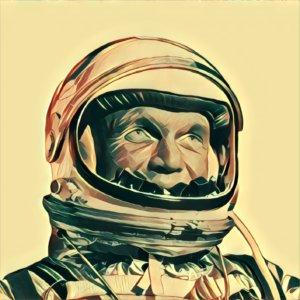 Traumdeutung Astronaut