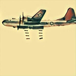 Traumdeutung Bombardierung