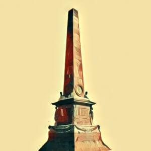 Traumdeutung Obelisk