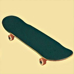 Traumdeutung Skateboard