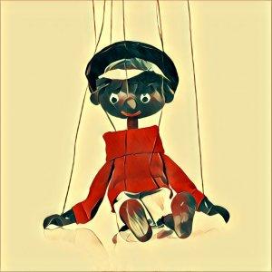 Traumdeutung Marionette