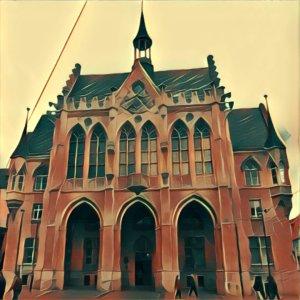 Traumdeutung Rathaus