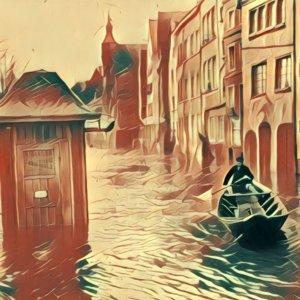 Traumdeutung Überflutung