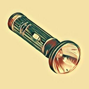 Traumdeutung Taschenlampe