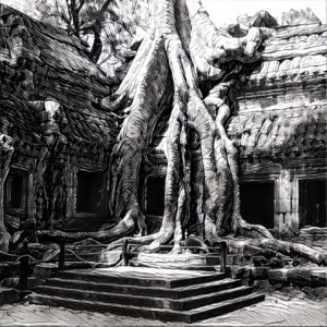 Traumdeutung Tempel