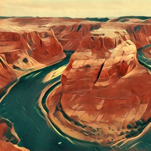 Traumdeutung Flusstal