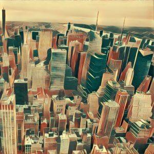 Traumdeutung Stadt