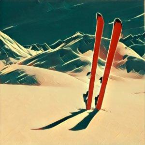 Traumdeutung Wintersport