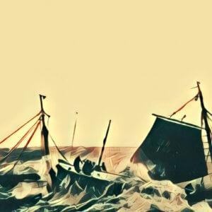 Traumdeutung Schiffbruch