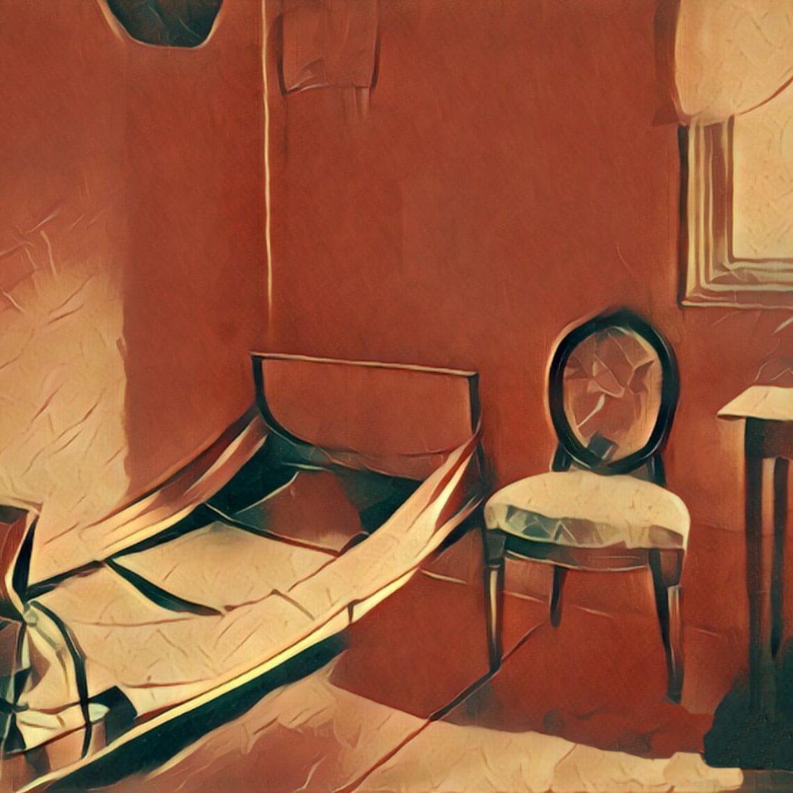 Traum schlafzimmer  Schlafzimmer - Traum-Deutung