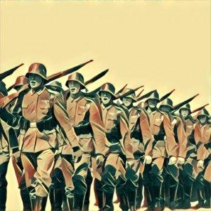 Traumdeutung Soldat