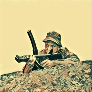 Traumdeutung Maschinenpistole