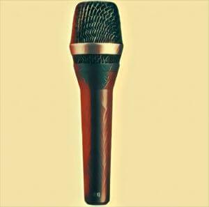 Traumdeutung Mikrofon