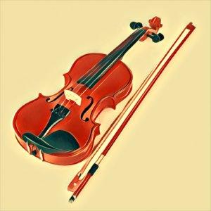Traumdeutung Violine