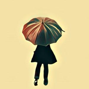 Traumdeutung Schirm