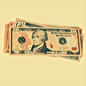 Traumdeutung Papiergeld