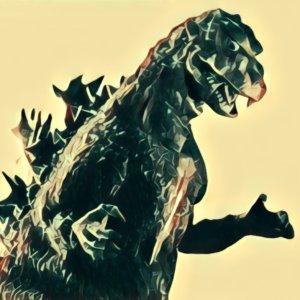 Traumdeutung Godzilla