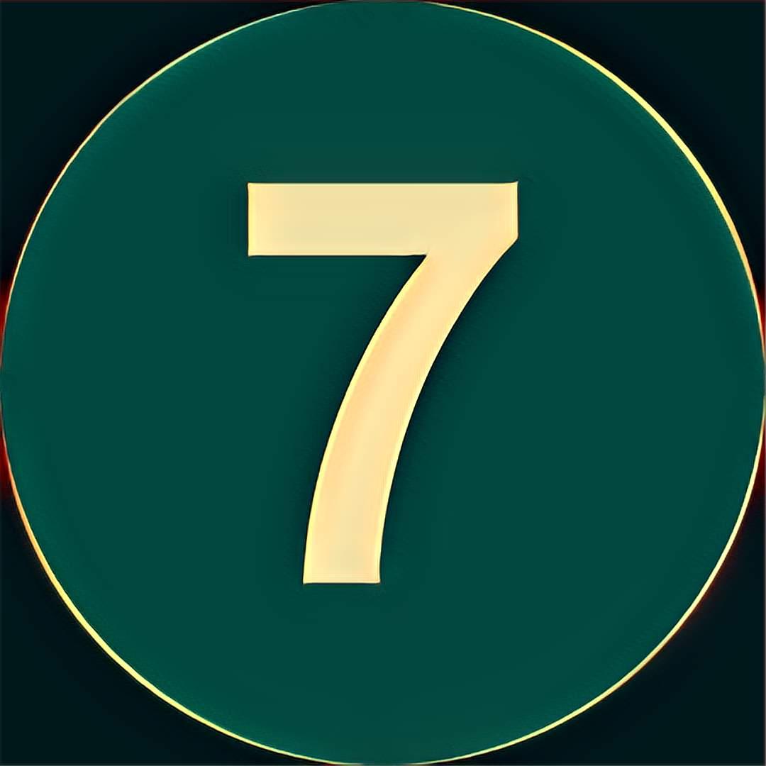 Zahl 7 Bedeutung