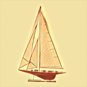 Traumdeutung Segelboot