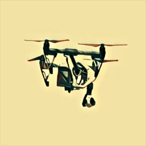 Traumdeutung Drohne