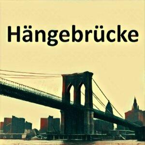 Traumdeutung Hängebrücke