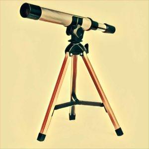 Traumdeutung Teleskop