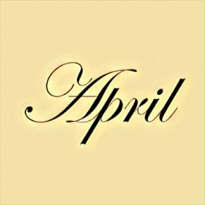 Traumdeutung April