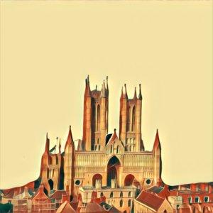 Traumdeutung Kathedrale