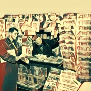 Traumdeutung Kiosk