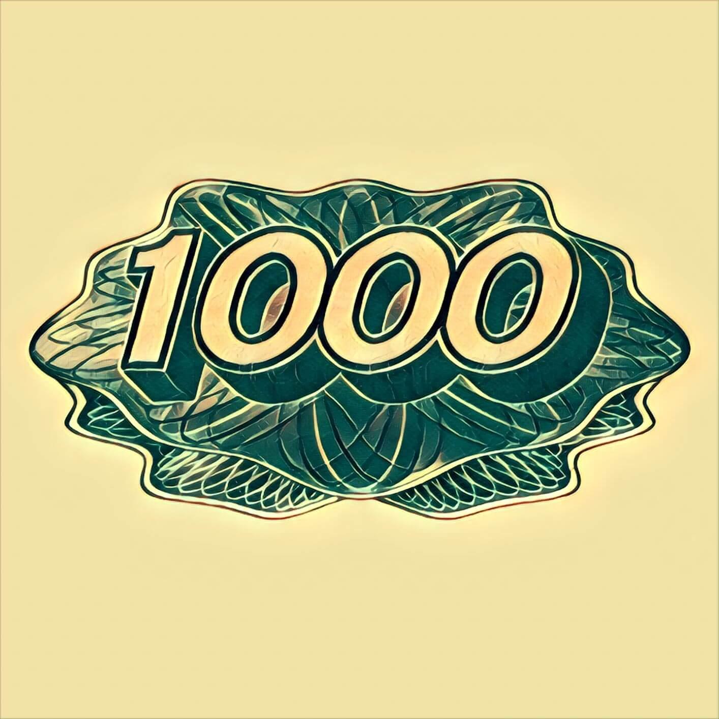 Verbinden 1000 zahlen bis Zahlen Verbinden