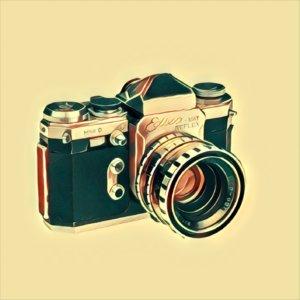 Traumdeutung Fotoapparat