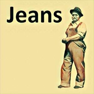 Traumdeutung Jeans